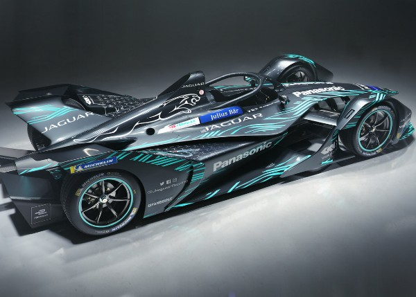 JAGUAR UNVEIL I-TYPE 3 CONCEPT LIVERY AHEAD OF ROME E-PRIX