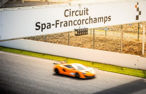 McLAREN AUTOMOTIVE'S SINGLE-MAKE SERIES TO LAUNCH THIS WEEKEND AT SPA FRANCORCHAMPS