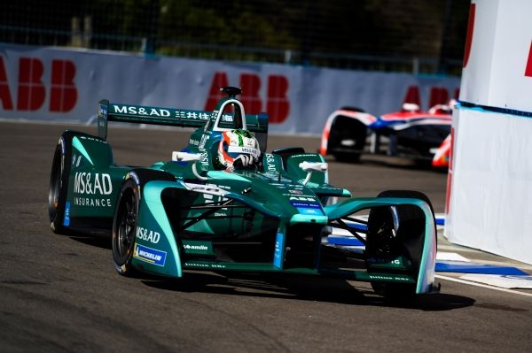 MS&AD ANDRETTI FORMULA E SET TO ELECTRIFY THE STREETS OF ROME