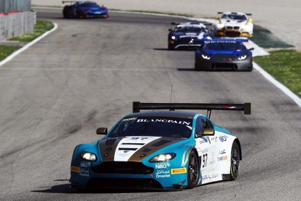OMAN RACING OVERCOMES CHASSIS DRAMAS TO END MONZA PRE-QUALIFYING FOURTH IN SILVER CLASS