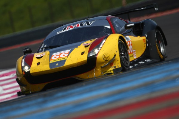 OUTSTANDING OPENING ROUND LMGTE VICTORY FOR MACDOWALL ON EUROPEAN LE MANS SERIES RETURN AT PAUL RICARD