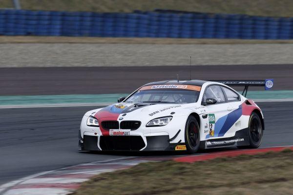 PODIUM SUCCESS FOR SCHEIDER, JENSON AND BMW TEAM SCHNITZER AT ADAC GT MASTERS OPENER