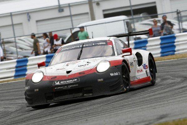 PORSCHE FACTORY AND CUSTOMER TEAMS RETURN TO MID-OHIO
