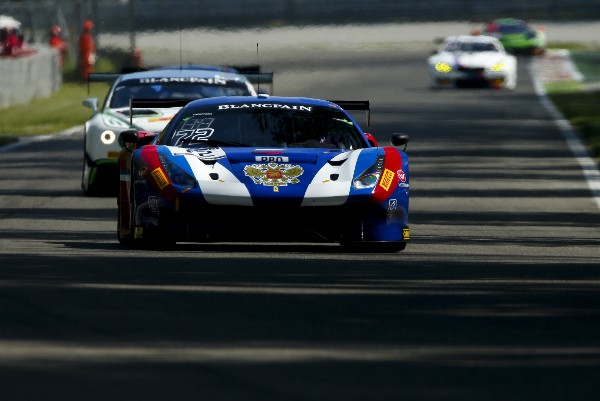 SEVEN FERRARIS SEEK TO CONQUER THE BLANCPAIN GT ENDURANCE CUP AT MONZA