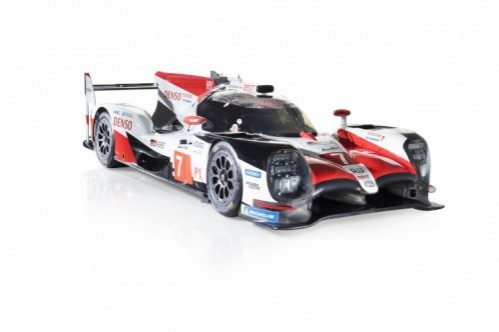 TOYOTA GAZOO RACING READY FOR NEW CHALLENGE