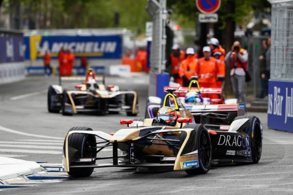 VERGNE VICTORIOUS ON HOME SOIL WITH FORMULA E WIN ON STREETS OF PARIS