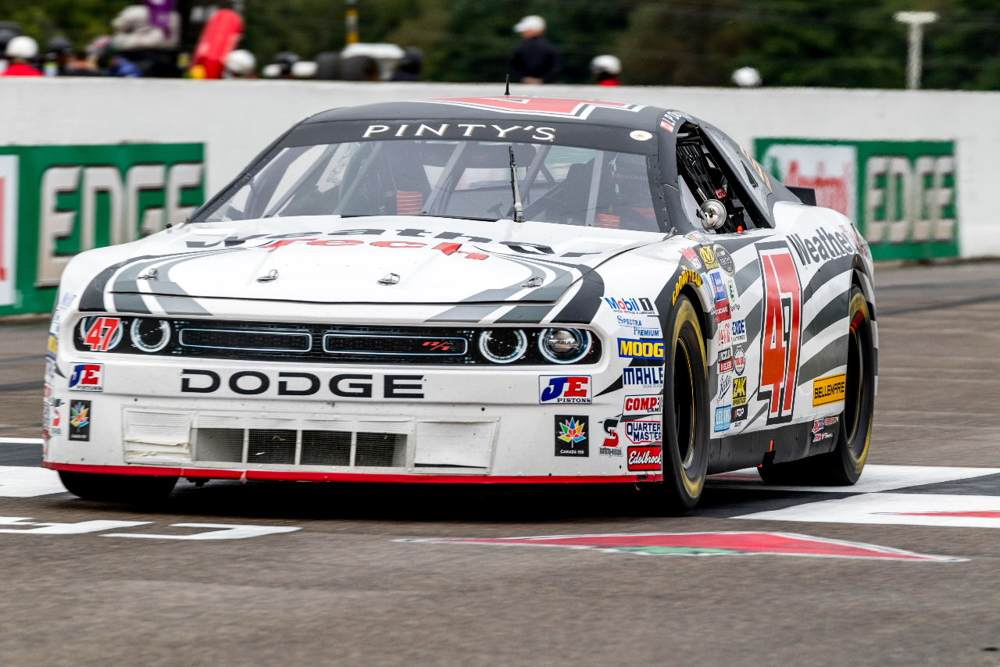 2018 marks LP Dumoulin's 25th year of racing