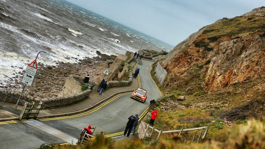 Facelift for Rally GB
