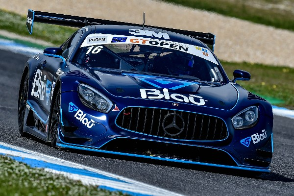 ALAN HELLMEISTER JOINS MARCELO HAHN IN THE DRIVEX MERCEDES-AMG AT PAUL RICARD