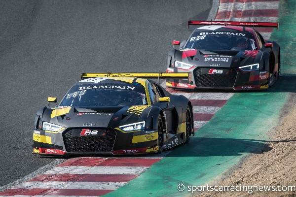 BELGIAN AUDI CLUB TEAM WRT TURNS UP THE HEAT WITH DOUBLE BLANCPAIN GT VICTORY AT SUN-KISSED BRANDS HATCH
