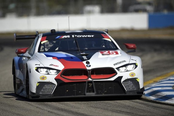 BMW TEAM RLL HOPES FOR HOME FIELD ADVANTAGE AT MID-OHIO