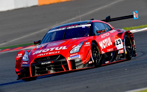 COME-FROM-BEHIND SUPER GT WIN FOR MOTUL AUTECH GT-R AT FUJI