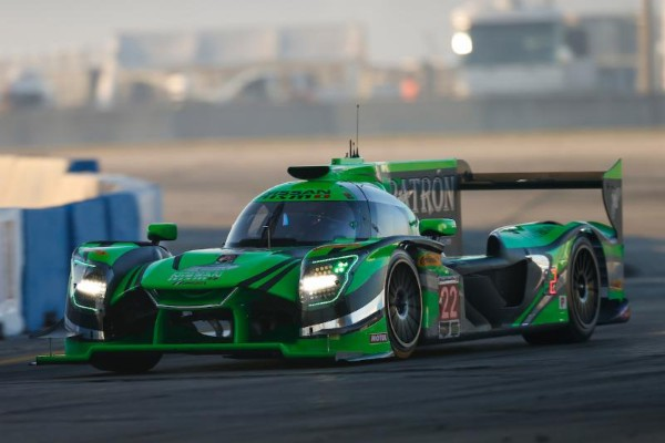 ESM BRINGS NISSAN PROTOTYPES TO MID-OHIO