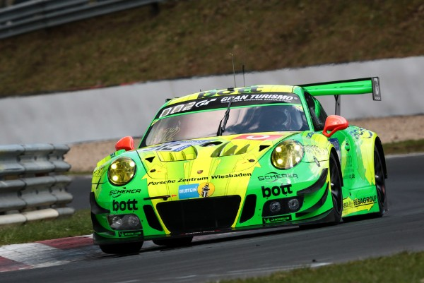 FORTY THREE PORSCHES TAKE ON GERMANY'S BIGGEST RACE
