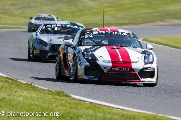 GT4 EUROPEAN SERIES PADDOCK STORIES FROM BRANDS HATCH