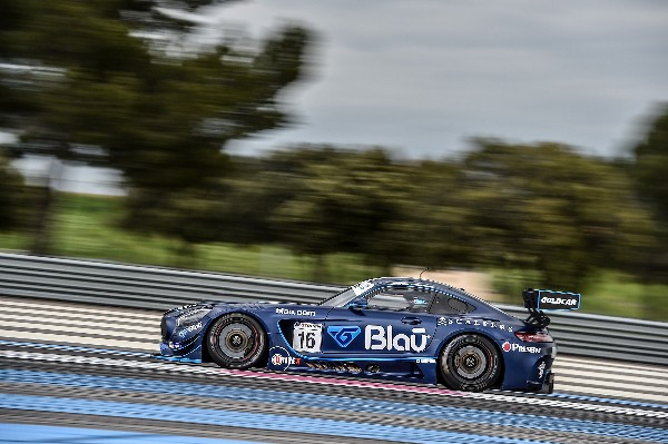 HAHN / HELLMEISTER CLAIM SECOND GT OPEN RACE WIN AT PAUL RICARD