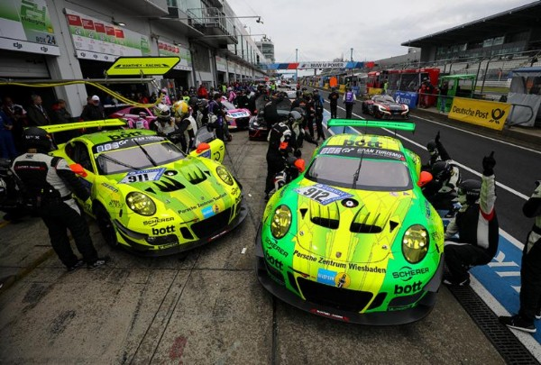 IMSA REGULARS STAYING BUSY THIS WEEKEND AT THE NURBURGRING