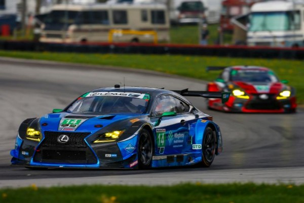 LEXUS SCORES HISTORIC FIRST NORTH AMERICAN VICTORY FOR THE RC F GT3