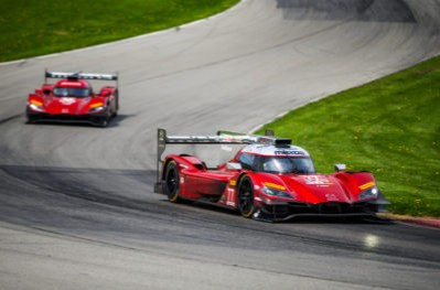 MAZDA SCORES FIRST IMSA PODIUM OF THE SEASON AT MID-OHIO