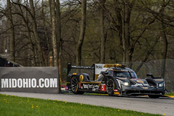 MUSTANG SAMPLING RACING FOURTH AT MID-OHIO