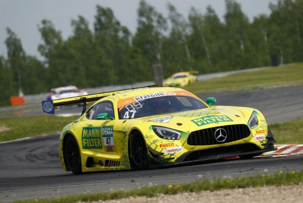 STRONG ADAC GT MASTERS PRESENCE IN ADAC ZURICH 24-HOUR RACE