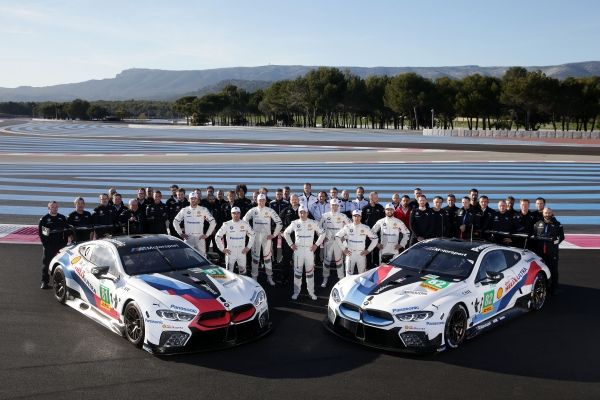 THE BMW PEOPLE BEHIND THE MACHINE: TEAM AND DRIVERS PREPARING FOR THE 2018 WEC SEASON