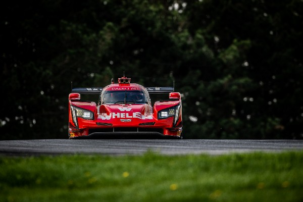 WHELEN ENGINEERING RACING FINISHES EIGHTH AT MID-OHIO