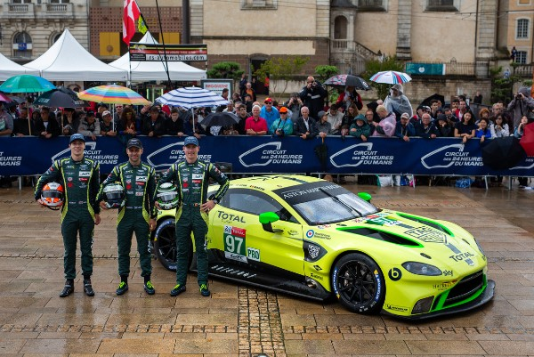 ALEX LYNN – LE MANS 24 HOURS PREVIEW