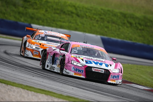 ALPINE ROLLER-COASTER WITH PODIUM FINISH FOR BWT MUCKE MOTORSPORT AT THE RED BULL RING