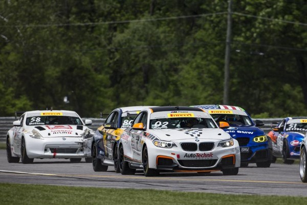 BMW CUSTOMER RACING DRIVERS SHOW SUCCESS AT PWC SEASON MID-POINT