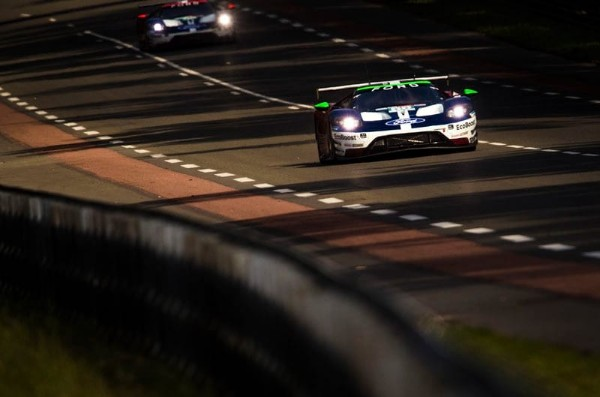 FORD WRAPS UP FIRST ROUND OF LE MANS QUALIFYING