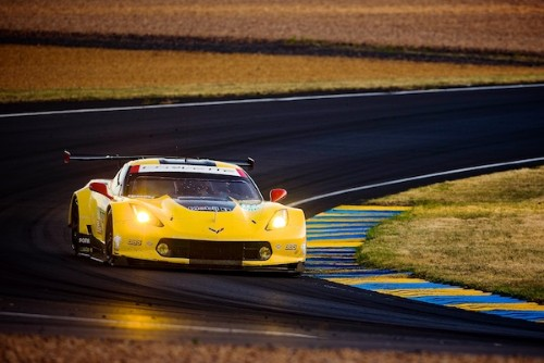 MAGNUSSEN READY FOR 20th ASSAULT ON THE LE MANS 24 HOURS