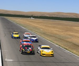 Pirelli Trophy West USA Stages Thunderhill Thriller