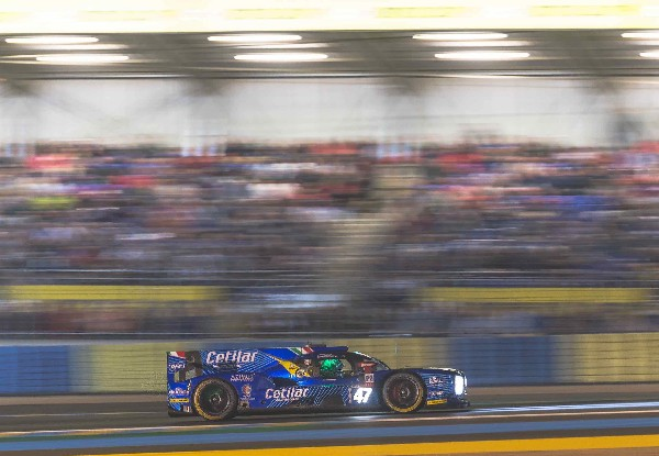 VILLORBA CORSE CONSTANT AND CONSISTENT IN QUALIFYING AT LE MANS