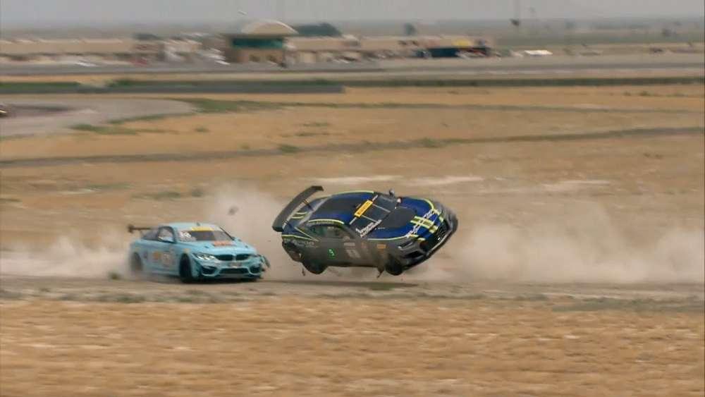 Pirelli World Challenge (SprintX GTS) 2018. Race 2 Grand Prix of ...