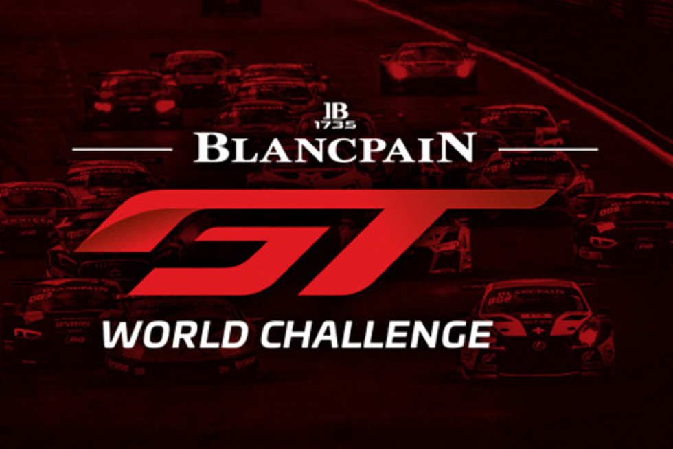 Introducing a new identity for 2019: Blancpain GT World Challenge Asia