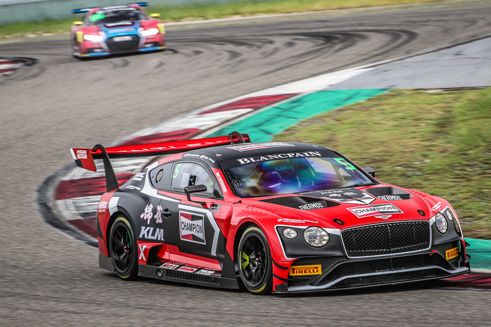 Blancpain GT Series Asia adds live streaming in China and Hong Kong
