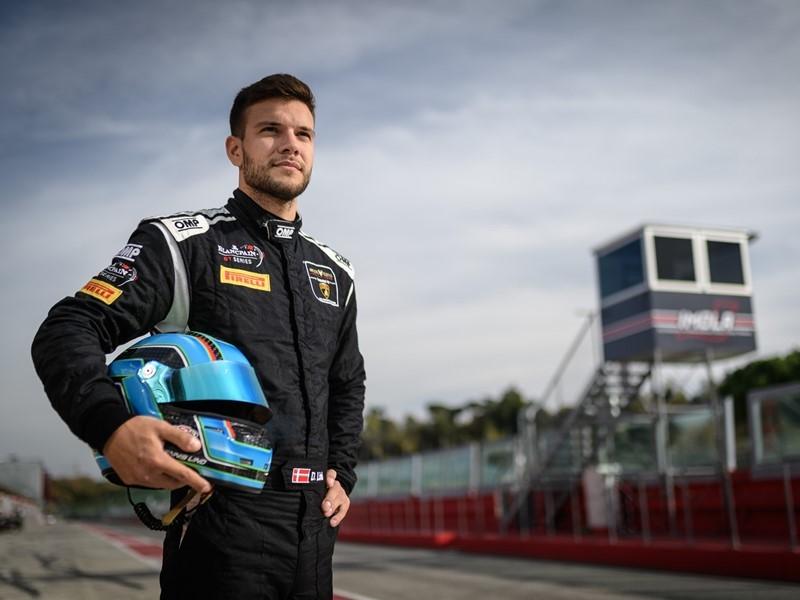 Dennis Lind is new Lamborghini Squadra Corse factory driver