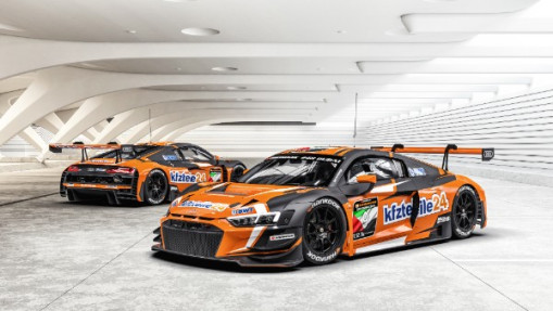 THINGS ARE ABOUT TO GET MOVING IN THE DESERT:  BWT MUCKE MOTORSPORT IN LINE-UP FOR 2019 24-HOURS OF DUBAI
