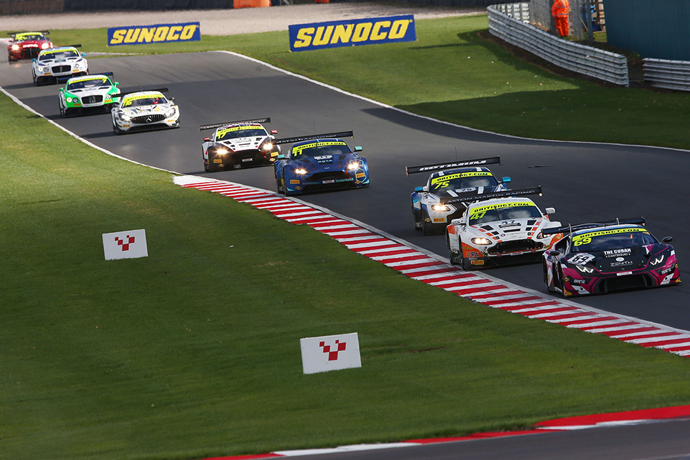 British GT's 2019 calendar confirmed