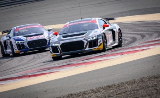 POSITION TWO FOR AUDI SPORT IN THE GT4 INTERNATIONAL CUP
