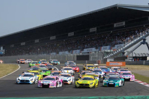 SEVEN EVENTS, 76 RACES:  SUPERB SUPPORT PROGRAMME FOR  2019 ADAC GT MASTERS
