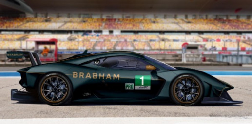 BRABHAM TO RETURN TO LE MANS