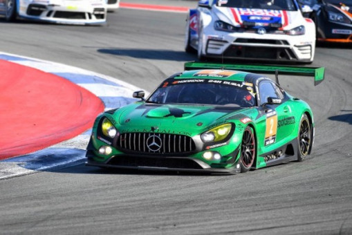 MERCEDES-AMG CUSTOMER RACING TO START THE 2019 MOTORSPORT YEAR WITH A PAIR OF ENDURANCE HIGHLIGHTS