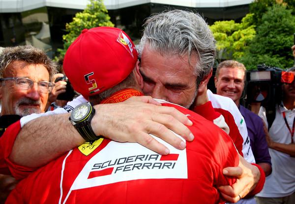Arrivabene leaves Ferrari