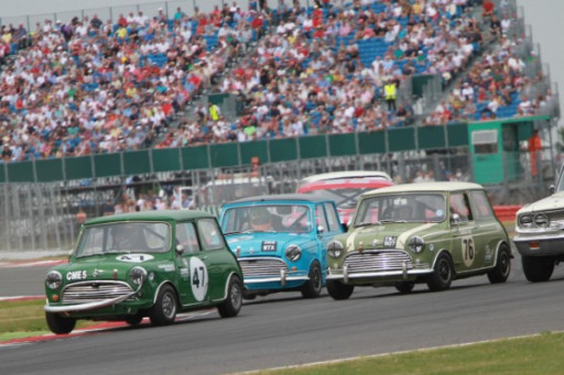 SPECIAL RACES AT THE SILVERSTONE CLASSIC TO MARK MAGICAL MINIMILESTONE