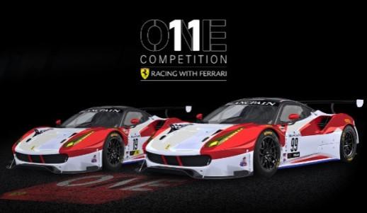 ONE11 COMPETITION LAUNCHES FERRARI GT3  PROGRAM IN BLANCPAIN GT WORLD CHALLENGEAMERICA_5c6718f3d51ec.jpeg