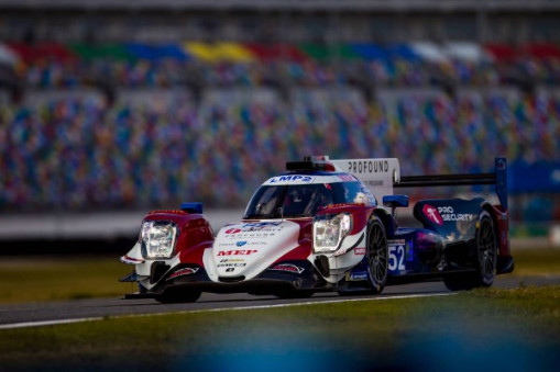 ANDERS FJORDBACH JOINS PR1/MATHIASEN MOTORSPORTS FOR 12 HOURS OF SEBRING