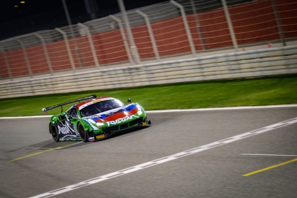 DENIS BULATOV  TO RACE IN THE BLANCPAIN GT SERIES ENDURANCE CUP WITH RINALDIRACING