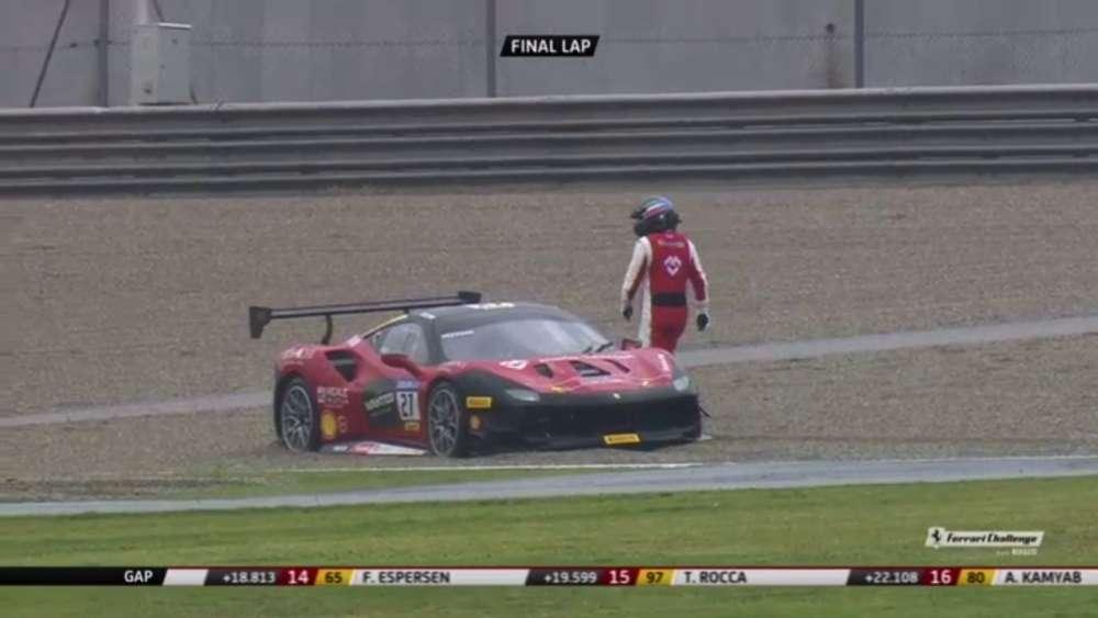 Ferrari Challenge Europe (Trofeo Pirelli) 2019. Race 2 Circuit Ricardo Tormo. Last Laps_5ca0c0fc16292.jpeg